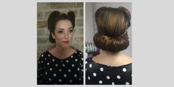 Hair and Make Up by Angela Berg