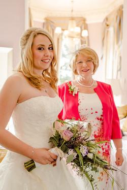 Natalie & her Mum