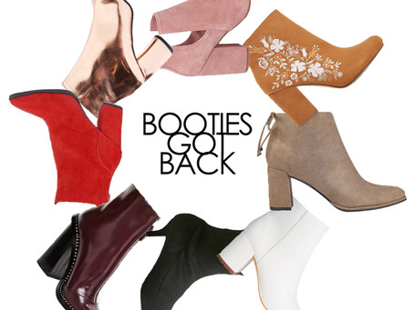 FRIDAY FAVORITES: Booties
