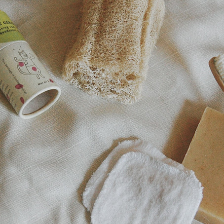 HOW I'M MAKING MY BEAUTY ROUTINE MORE SUSTAINABLE