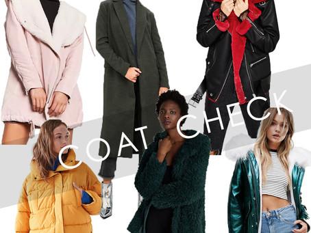 FRIDAY FAVORITES: Jackets & Coats