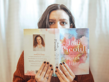 THE BOOKS YOU SHOULD BE READING #1: A SPARK OF LIGHT BY JODI PICOULT