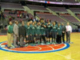 Dave Sichterman, Head Coach of Marygrove College Men's Basketball Team 2013
