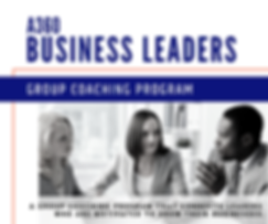 Website A360 Business Leaders Group Coac
