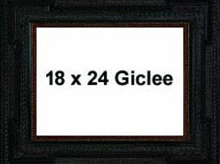 18 x 24 Giclee Print
