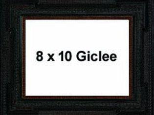 8 x 10 Giclee Print