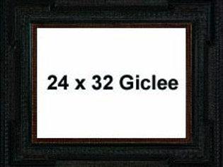 24 x 32 Giclee Print