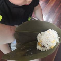 [Cultures] Making Rice Dumplings