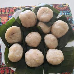 Ching Ming Sweet Dumplings