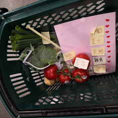 [Shopping] Grocery List