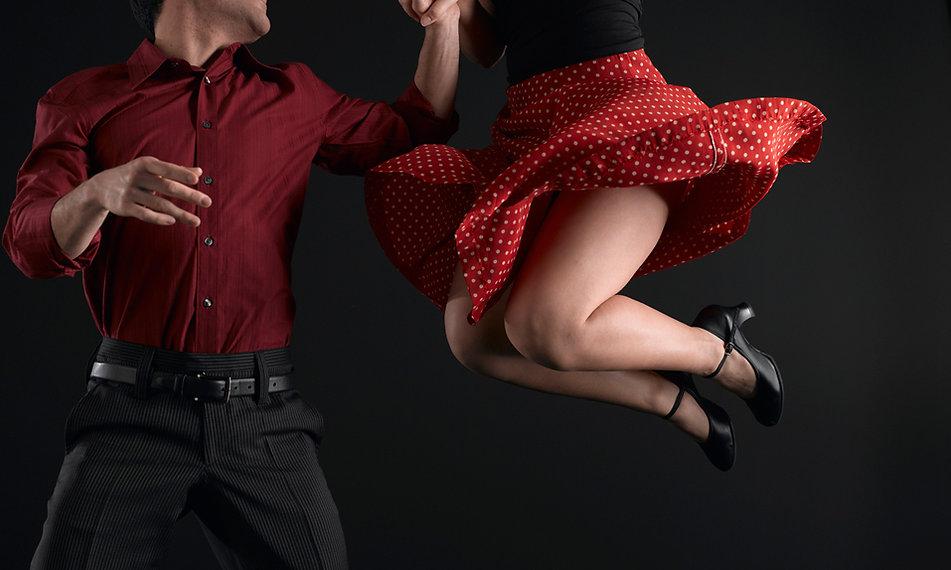 Cours de danse sociale
