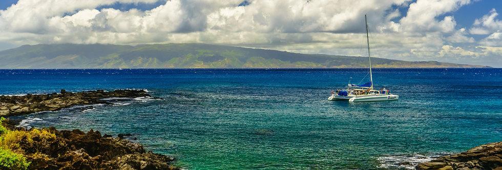 Snorkle Cruse, Maui Hawaii