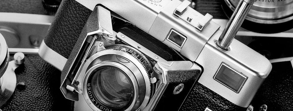Voightlander Rangefinder film camera