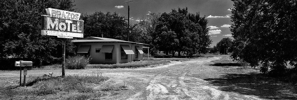 Abandoned Brazos Motel
