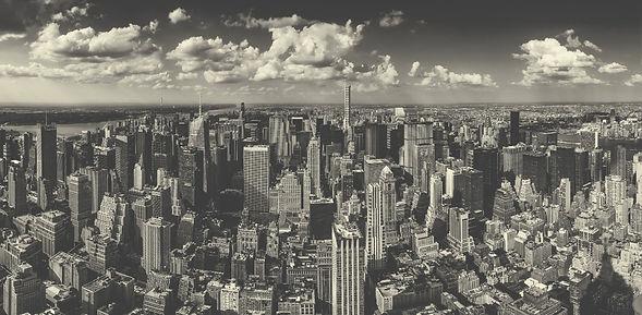 New York from the top of Rockefeller Cen