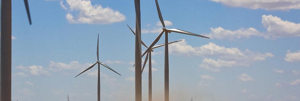 Wind Generators and tractors