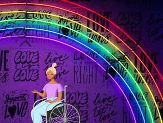 Celebrating Diversity: The Intricacies of being Queer & Disabled
