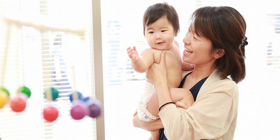 ベビマ基本① 胸とおなかのベビマ 気持ちが軽くなる離乳食 2か月~12か月  (1)