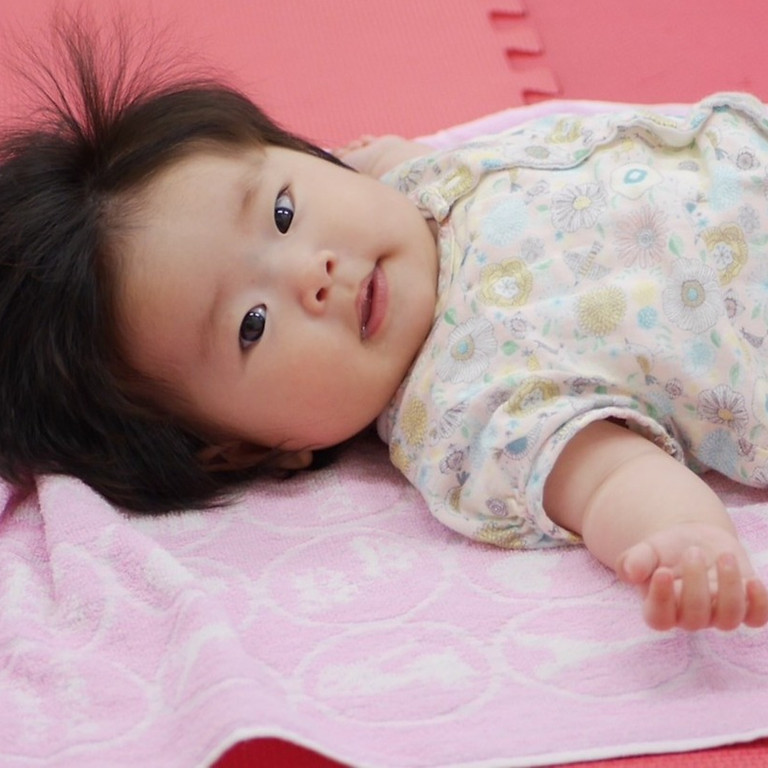 うたうベビマ基本③ おなかと背中のベビマ 快眠講座(赤ちゃんの睡眠) 2か月~12か月