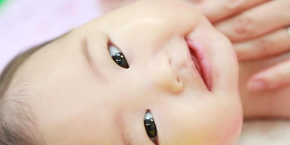 うたうベビマ基本②|足のべビマ|気持ちがらくになる離乳食|2か月~12か月