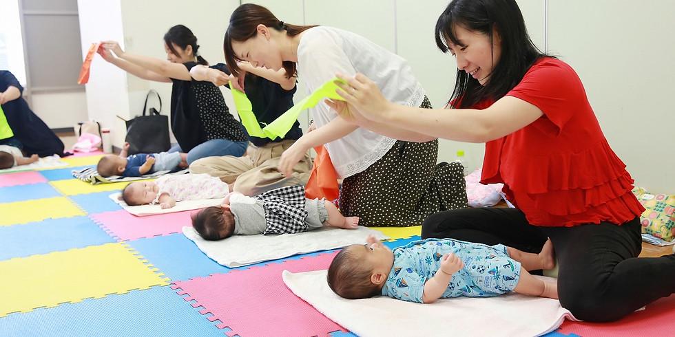 うたうベビマ基本②|足のベビマ|感情的にならない子育て|2か月~12か月