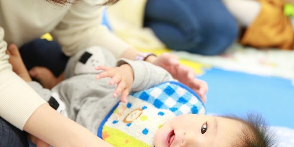 ベビマ基本③|胸と背中のベビマ|断乳と卒乳|2か月~12か月