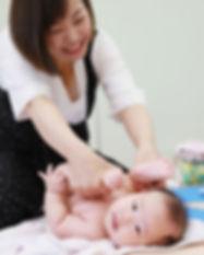 ベビーマッサージ 赤ちゃんクラス ベビマ さら助産院