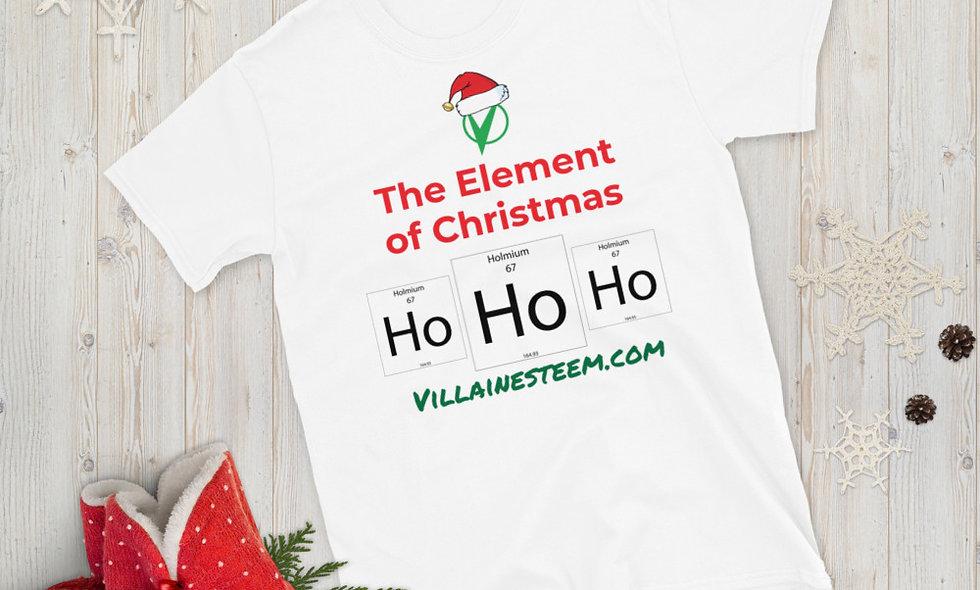 Element of Christmas Short-Sleeve Unisex T-Shirt