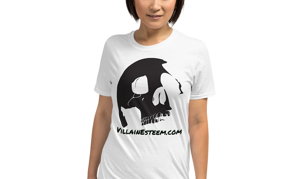 VE Despair Skull Short-Sleeve Unisex T-Shirt