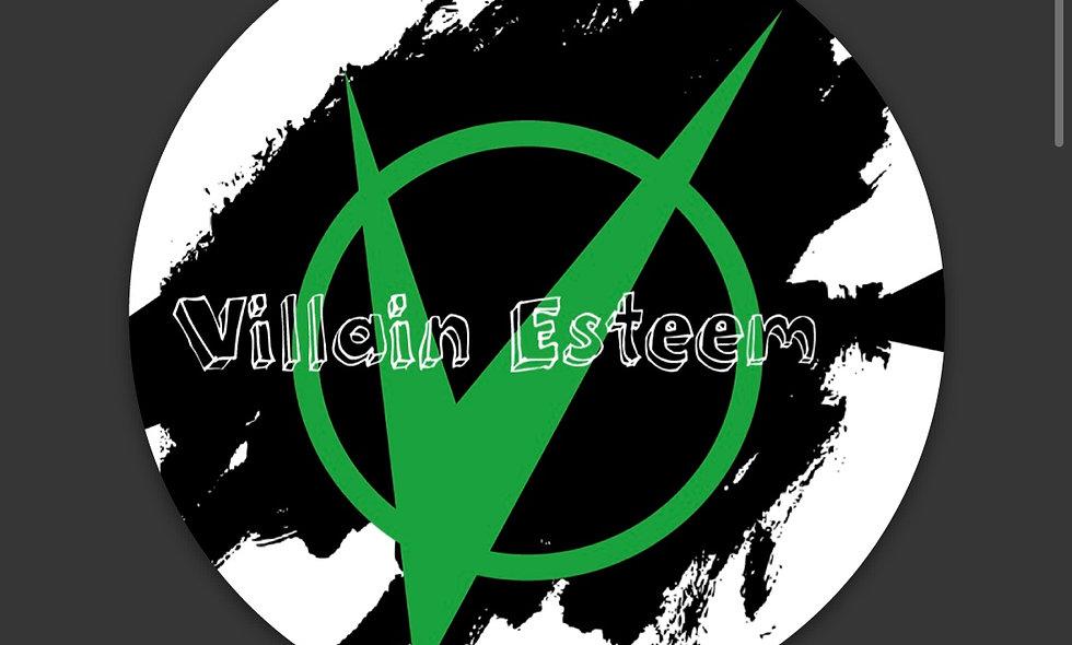 Villain Esteem Sticker