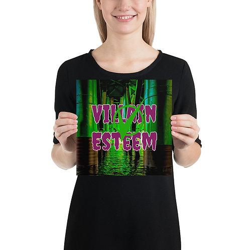 Villain Esteem - Scoob Poster