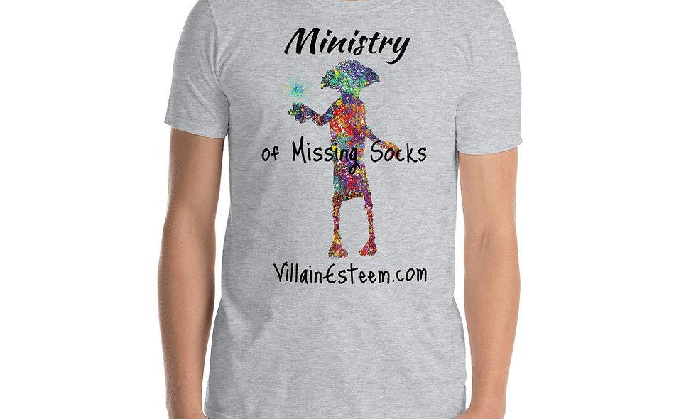 Ministry of Socks Unisex T-Shirt
