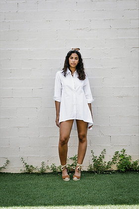 Camisa Madison blanca