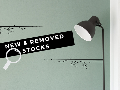 Changes to eToro's available stocks (Weekly review)