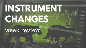 Changes to eToro's available stocks: weekly review