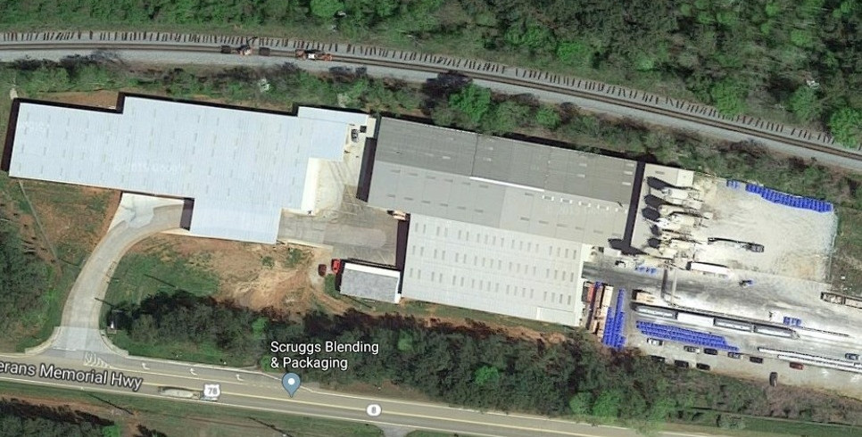 We're located West of Alanta on an 8.9 acre site just 1 mile from I-20.