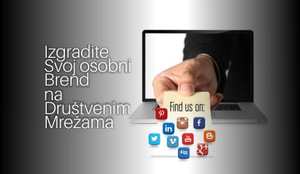 Brendiranje na društvenim mrežama