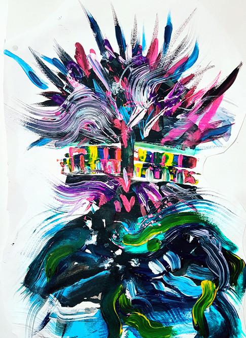15.11.2016 Acrylic Paints