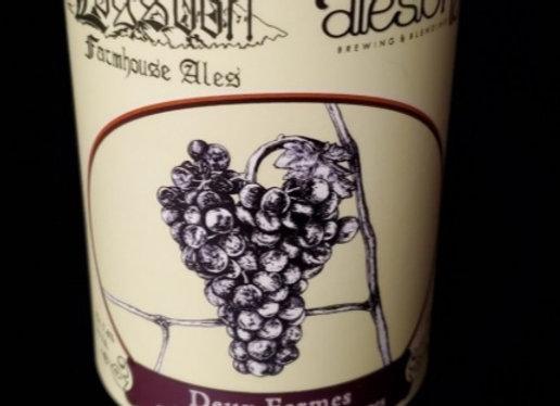 375ml bottle Deux Fermes (Alesong Collab)
