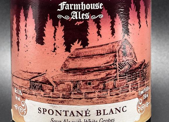 750ml bottle Spontané Blanc