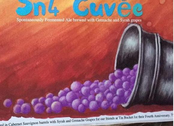 750ml Bottle Sn4 Cuvée