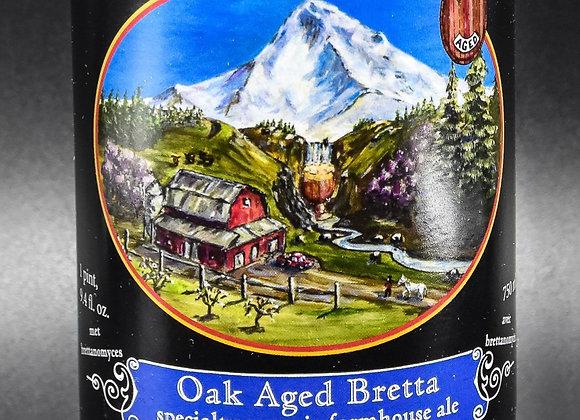 750ml bottle Oak Aged Bretta