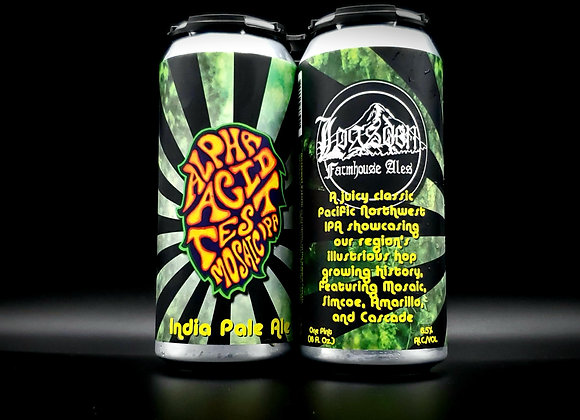 4-Pack Alpha Acid Test IPA