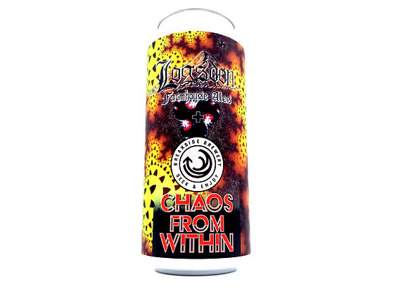 16oz Can CHAOS from WITHIN -Lager- (Breakside Collab)