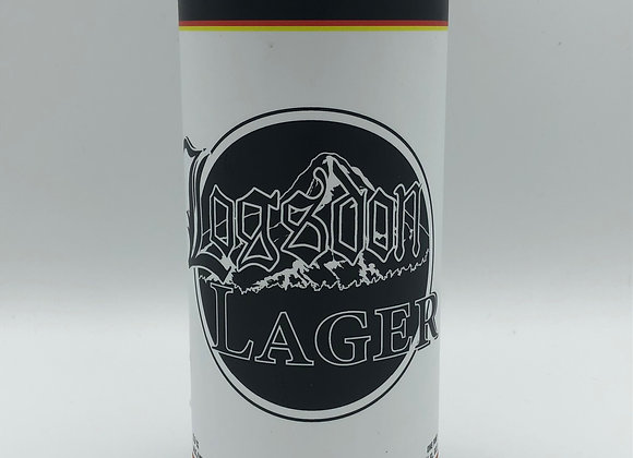 16oz Can Logsdon Lager