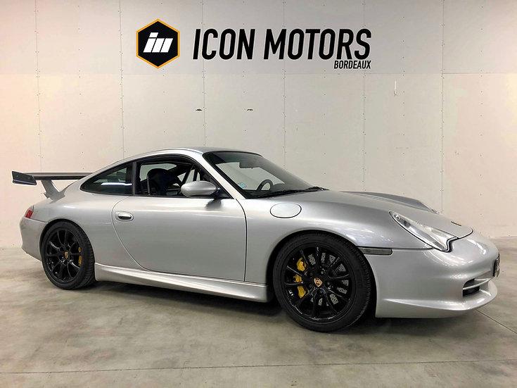 PORSCHE 911 / 996 (II) GT3 Clubsport