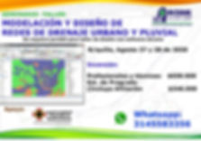 Portada Redes de Drenaje Pluvial - 2020.