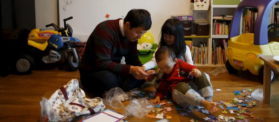 After men in Spain got paternity leave, they wanted fewer kids