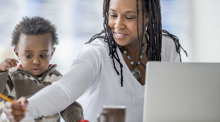 Good news for single moms: You're less likely to encounter the motherhood wage penalty