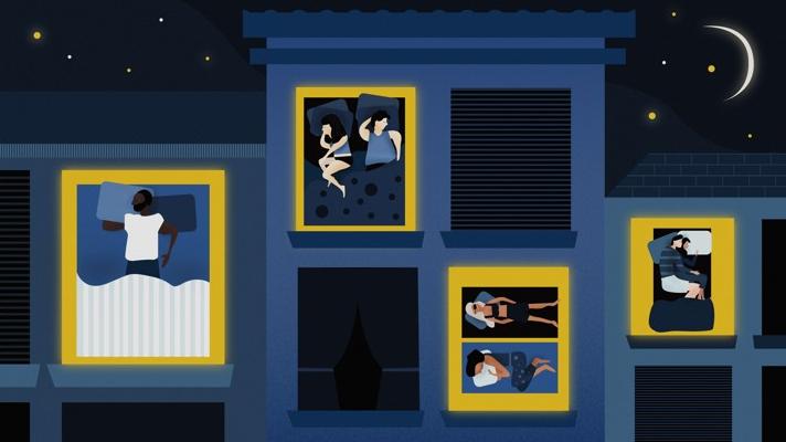 Why Everyone Should Sleep Alone
